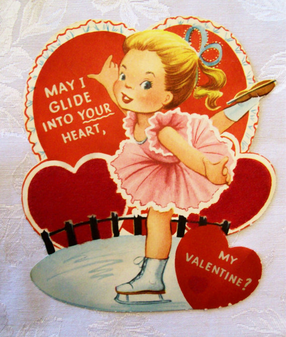Mossberg Company Inc Aaaahhh Valentines Day Mossberg and – Old Valentines Day Cards